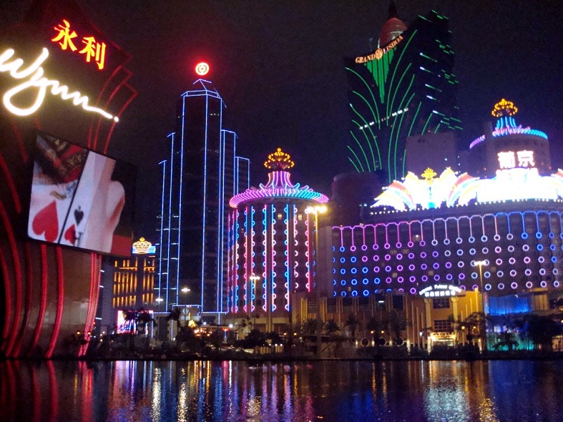 Economia em Macau Tem Perspectiva Otimista